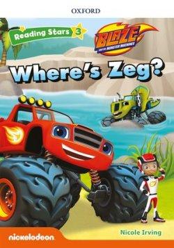 画像1: Reading Stars Level 3  Where's Zeg?