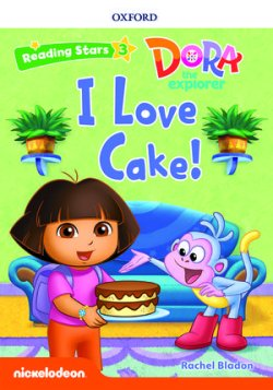 画像1: Reading Stars Level 3  I Love Cake!