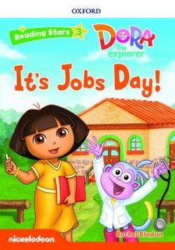 画像1: Reading Stars Level 3  It's Jobs Day!