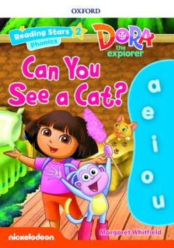 画像1: Reading Stars Level 2  Can You See a Cat?