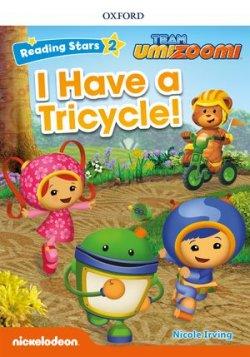 画像1: Reading Stars Level 2  I Have a Tricycle!
