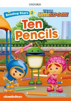 画像1: Reading Stars Level 2  Ten Pencils