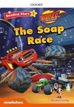 画像1: Reading Stars Level 1  The Soap Race