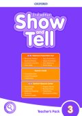 Show and Tell: 2nd Edition Level 3 Teacher's Book with Classroom Presentation Tool