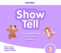 Show and Tell: 2nd Edition Level 3 Class Audio CDs