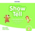 Show and Tell: 2nd Edition Level 2 Class Audio CDs