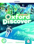 Oxford Discover 2nd Edition Level 6 Student Book with app