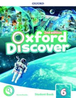 画像1: Oxford Discover 2nd Edition Level 6 Student Book with app