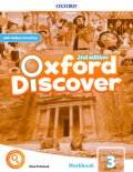 Oxford Discover 2nd Edition Level 3 Workbook with Online Practice Pack