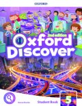 Oxford Discover 2nd Edition Level 5 Student Book with app