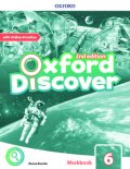 Oxford Discover 2nd Edition Level 6 Workbook with Online Practice Pack