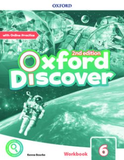 画像1: Oxford Discover 2nd Edition Level 6 Workbook with Online Practice Pack