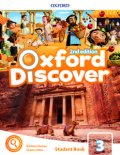 Oxford Discover 2nd Edition Level 3 Student Book with app
