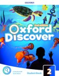Oxford Discover 2nd Edition Level 2 Student Book with app