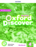 Oxford Discover 2nd Edition Level 4 Workbook with Online Practice Pack