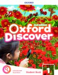 Oxford Discover 2nd Edition Level 1 Student Book with app