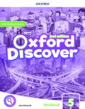 Oxford Discover 2nd Edition Level 5 Workbook with Online Practice Pack