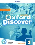 Oxford Discover 2nd Edition Level 2 Workbook with Online Practice Pack