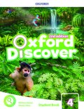 Oxford Discover 2nd Edition Level 4 Student Book with app