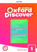 Oxford Discover 2nd Edition Level 1 Teacher Pack