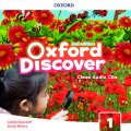 Oxford Discover 2nd Edition Level 1 Class CDs