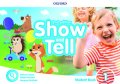 Show and Tell: 2nd Edition Level 1 Student Book with APP