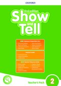 Show and Tell: 2nd Edition Level 2 Teacher's Book with Classroom Presentation Tool
