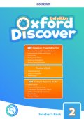 Oxford Discover 2nd Edition Level 2 Teacher Pack