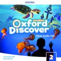 Oxford Discover 2nd Edition Level 2 Class CDs