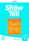 Show and Tell: 2nd Edition Level 1 Teacher's Book with Classroom Presentation Tool