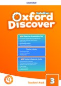 Oxford Discover 2nd Edition Level 3 Teacher Pack