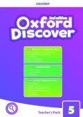 Oxford Discover 2nd Edition Level 5 Teacher Pack