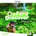 Oxford Discover 2nd Edition Level 4 Class CDs