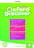Oxford Discover 2nd Edition Level 4 Teacher Pack