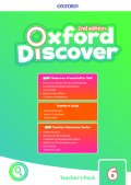Oxford Discover 2nd Edition Level 6 Teacher Pack