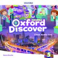 Oxford Discover 2nd Edition Level 5 Class CDs