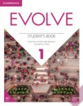 Evolve Level 1 Student Book