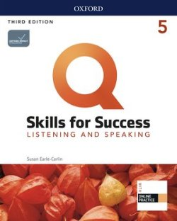 画像1: Q:Skills for Success 3rd Edition Listening and Speaking Level 5 Student Book with iQ Online Practice