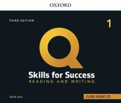 画像1: Q:Skills for Success 3rd Edition Reading and Writing Level 1 Class Audio CD
