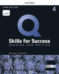 画像1: Q:Skills for Success 3rd Edition Reading and Writing Level 4 Student Book with iQ Online Practice