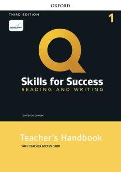 画像1: Q:Skills for Success 3rd Edition Reading and Writing Level 1 Teacher Guide with Teacher Resource Access Code Card