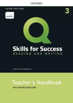画像1: Q:Skills for Success 3rd Edition Reading and Writing Level 3 Teacher Guide with Teacher Resource Access Code Card