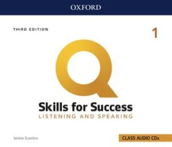 画像1: Q:Skills for Success 3rd Edition Listening and Speaking Level 1 Class Audio CDs
