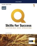Q:Skills for Success 3rd Edition Listening and Speaking Level 1 Student Book with iQ Online Practice