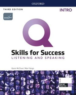 画像1: Q:Skills for Success 3rd Edition Listening and Speaking Intro Student Book with iQ Online Practice
