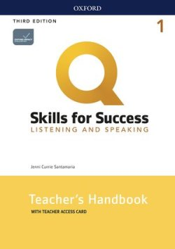 画像1: Q:Skills for Success 3rd Edition Listening and Speaking Level 1 Teacher Guide with Teacher Resource Access Code Card