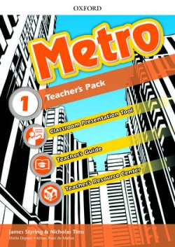 画像1: Metro Level 1 Teacher's Pack