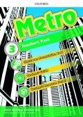 Metro Level 3 Teacher's Pack
