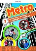Metro Level 1 Student Book and Workbook Pack