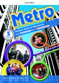 Metro Level Starter Student Book and Workbook Pack